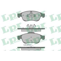Комплект тормозных колодок, дисковый тормоз (Lpr) 05P1493