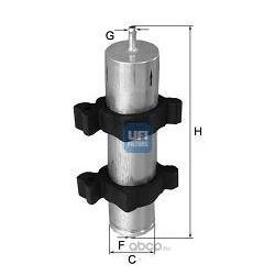 Топливный фильтр (UFI) 3182400