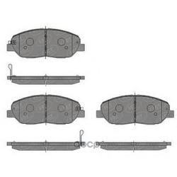 Купить тормозные колодки на Киа Соренто (Hyundai-KIA) 581012WA70