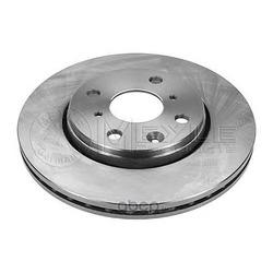 Тормозной диск (Meyle) 11155210026