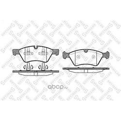 Комплект тормозных колодок (Stellox) 1190000SX