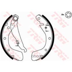 Комплект тормозных колодок (TRW/Lucas) GS8542