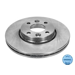 Тормозной диск (Meyle) 16155210039