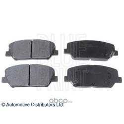 Комплект тормозных колодок, дисковый тормоз (Blue Print) ADG042140