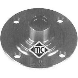 Ступица колеса (METALCAUCHO) 90067