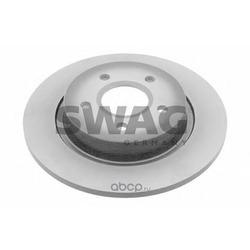 Диск тормозной задний (Swag) 50924620