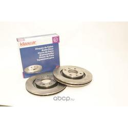Тормозной диск (Klaxcar) 25024Z