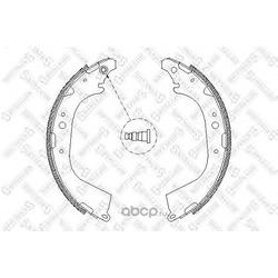 Комплект тормозных колодок (Stellox) 661101SX