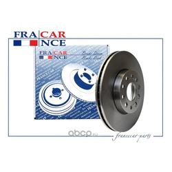 Дискпереднеготормозавентилируемый (288x25) (Francecar) FCR220516