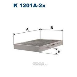 Фильтр салонный Filtron (Filtron) K1201A2X