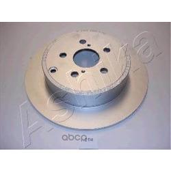 Тормозной диск (Ashika) 6102214