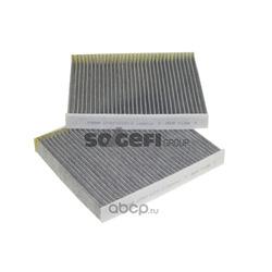 Фильтр салонный (угольный) FRAM (Fram) CFA112202