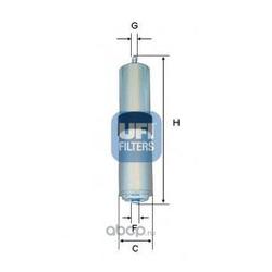 Топливный фильтр (UFI) 3185701