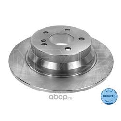 Тормозной диск (Meyle) 0155230037