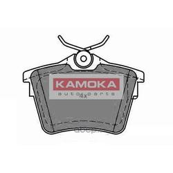 Комплект тормозных колодок, дисковый тормоз (KAMOKA) JQ1013454