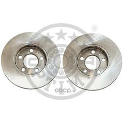 Диск тормозной передний вентилируемый (Optimal) BS5450