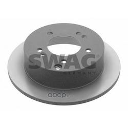 Тормозной диск (Swag) 90931491