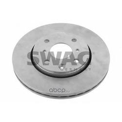 Тормозной диск (Swag) 81930636