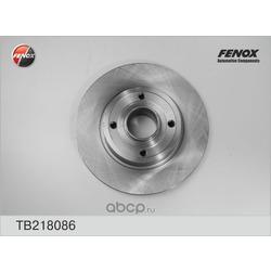 ДИСК ТОРМОЗНОЙ FENOX (FENOX) TB218086