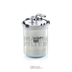 Топливный фильтр (MANN-FILTER) WK80291