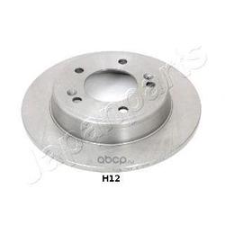 Тормозной диск (Japanparts) DPH12