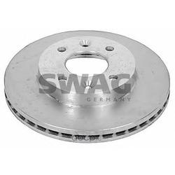 Тормозной диск (Swag) 60909072