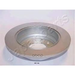 Тормозной диск (Japanparts) DPK14