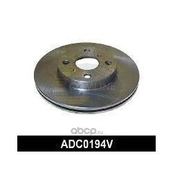 Комплект тормозных дисков AVANTECH (2шт. в одной упаковке) (Comline) ADC0194V
