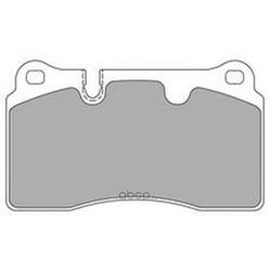 Комплект тормозных колодок, дисковый тормоз (FREMAX) FBP1675