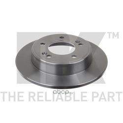 Тормозной диск (Nk) 203446