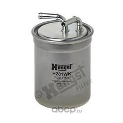 Топливный фильтр (Hengst) H281WK