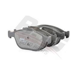 Комплект тормозных колодок, дисковый тормоз (BSG) BSG30200009
