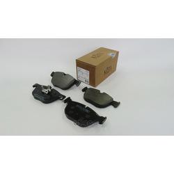 Колодки тормозные BMW X5 E70 07-/X6 E71 08- передние (KOTL) 1726KT