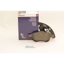Комплект тормозных колодок, дисковый тормоз (Klaxcar) 24120Z