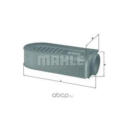 Воздушный фильтр (Mahle/Knecht) LX16861