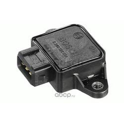 Датчик, положение дроссельной заслонки (Bosch) 0280122001
