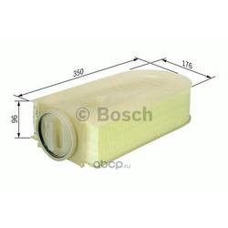 Воздушный фильтр (Bosch) F026400133