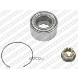 Подшипник ступицы переднего колеса комплект (NTN-SNR) R15516