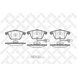 Комплект тормозных колодок (Stellox) 002003SX
