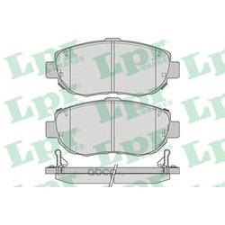 Комплект тормозных колодок, дисковый тормоз (Lpr) 05P1033