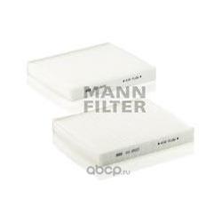 Фильтр салона (MANN-FILTER) CU25332