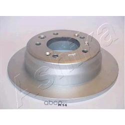 Тормозной диск (Ashika) 610KK14