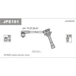 Комплект проводов зажигания (Janmor) JPE181