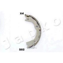 Колодки ручного тормоза (Brembo) S30526