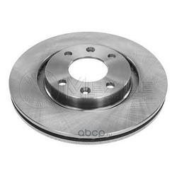 Тормозной диск (Meyle) 11155210017