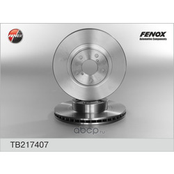 Тормозной диск (FENOX) TB217407