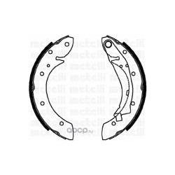 Комплект тормозных колодок (Metelli) 530023