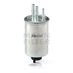 Фильтр топливный (MANN-FILTER) WK8293