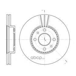 Тормозной диск (Remsa) 622710