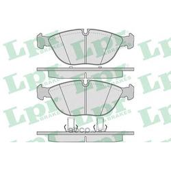 Комплект тормозных колодок, дисковый тормоз (Lpr) 05P881
